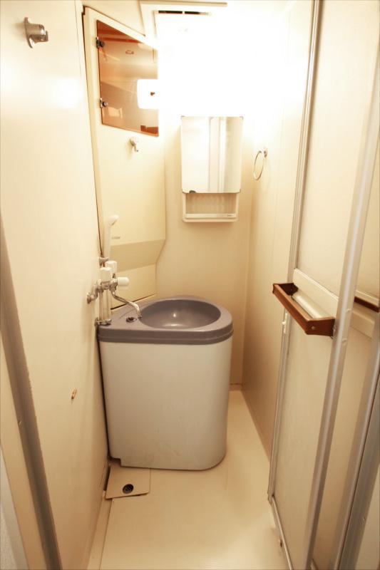 シャワールーム・トイレ