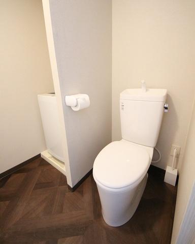 トイレ、室内洗濯機