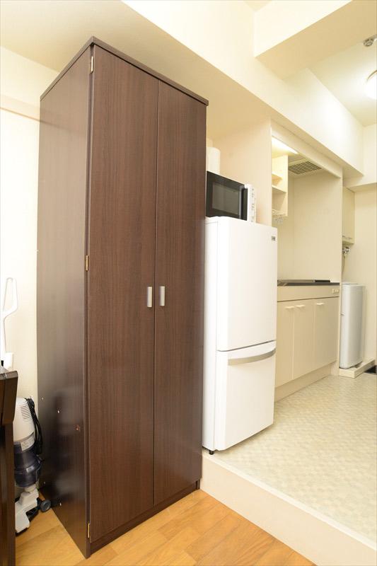 収納・冷蔵庫
