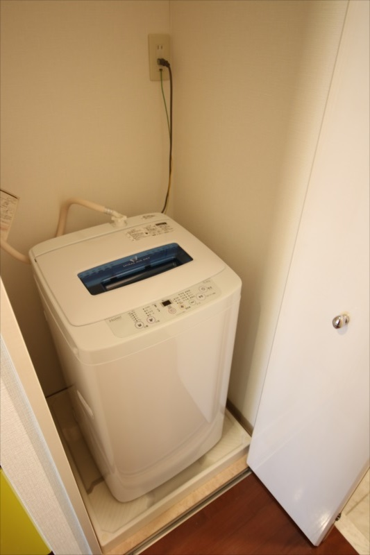 室内洗濯機