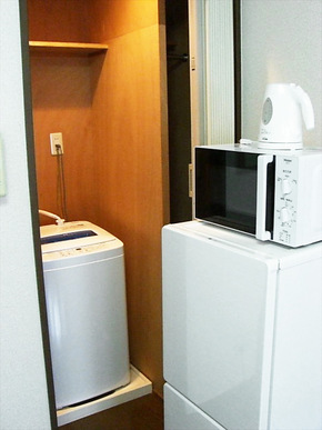 室内洗濯機・家電