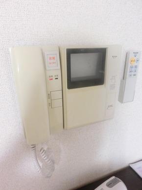 TVモニター付のオートロックです(^_^)/★