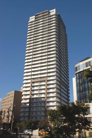 中島公園徒歩3分!33階建てのタワーマンション☆