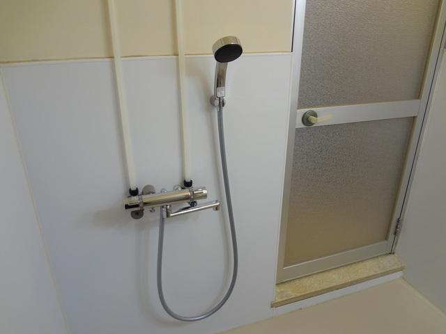 シャワーのみ ※浴槽なし