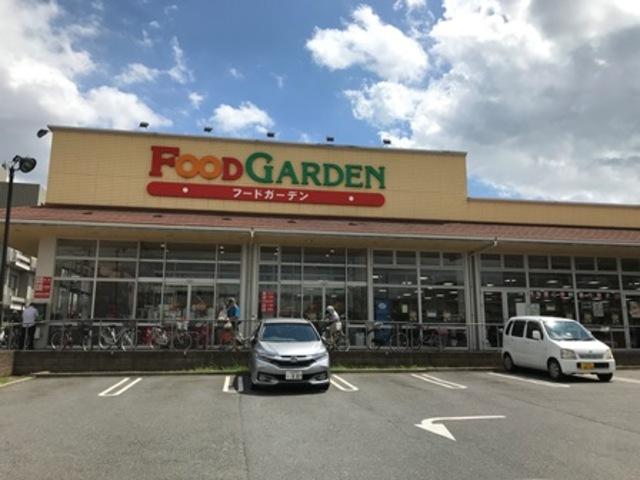 すぐ近くにドラッグストア併設のスーパー有り♪