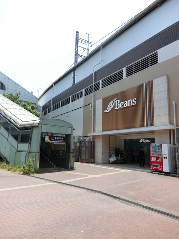 新杉田駅周辺
