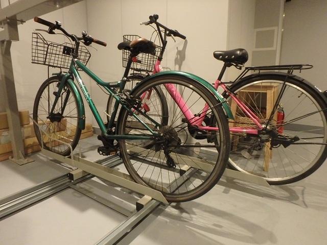 レンタル自転車もご利用可能