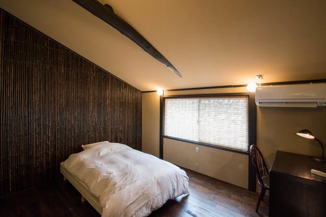 ※現在ベッドは2台設置されています。