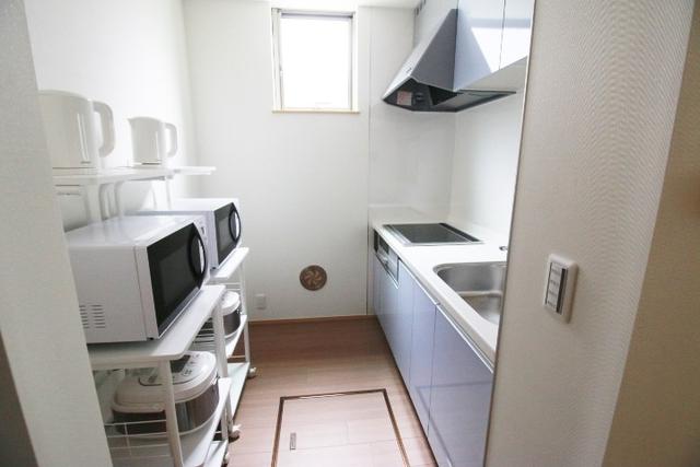 キッチン2か所
