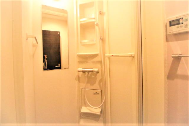 シャワールーム3室