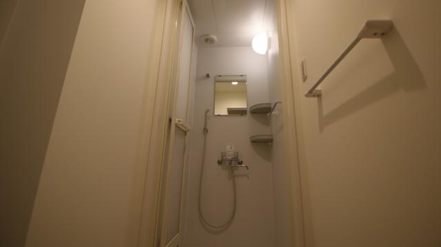 共用シャワールーム5室