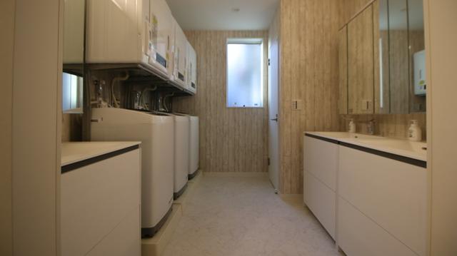 洗濯・乾燥機7台