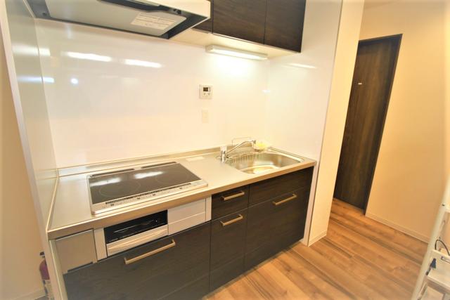 キッチン2か所設置