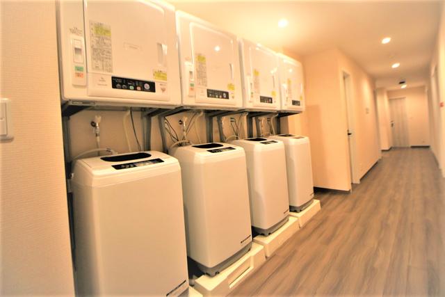 洗濯機7台