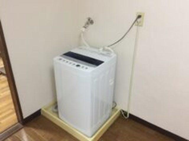 洗濯機(室内)