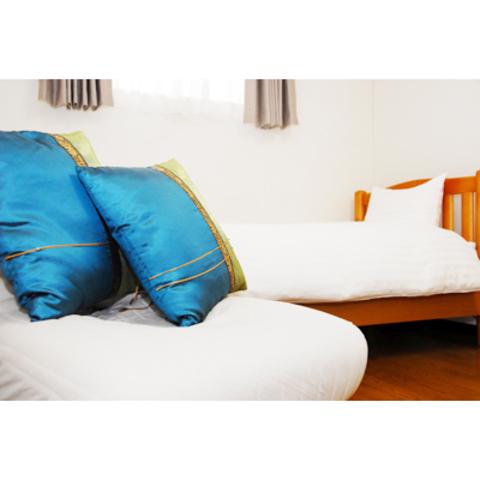 家具家電ベッド、無料Wi-Fi(ラン接続可)完備