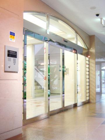 オートロックセキュリティ 2台のエレベーター