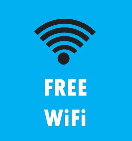 インターネット無料で利用出来ます。