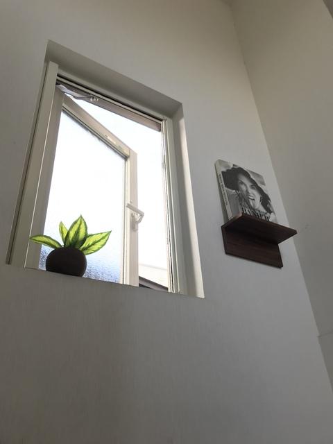 アパート内階段