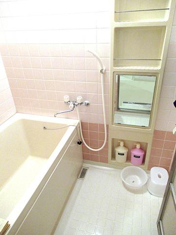 浴室乾燥暖房付