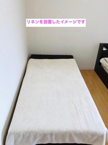 シングルベッド。