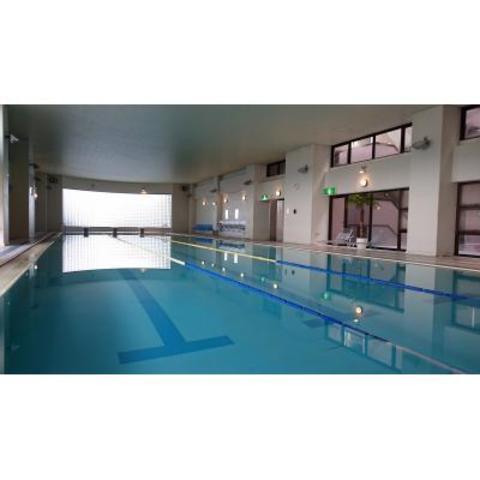スポーツ施設(有料)25m温水プール