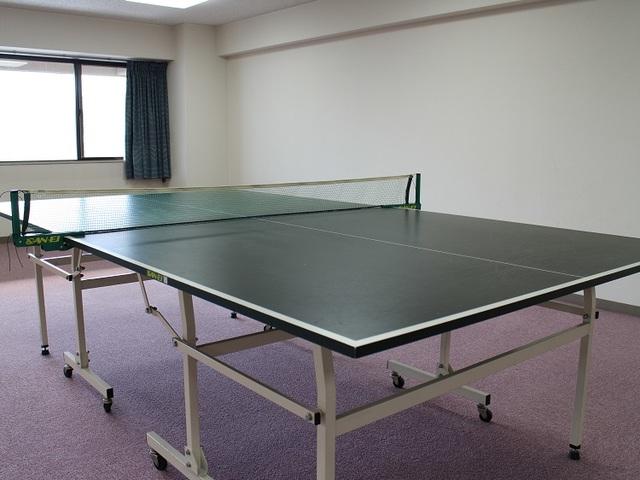 スポーツ施設(有料)卓球スペース
