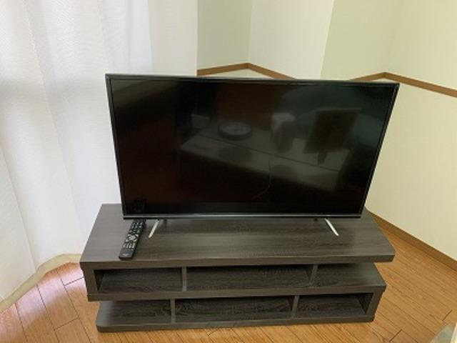 47インチ大型テレビ
