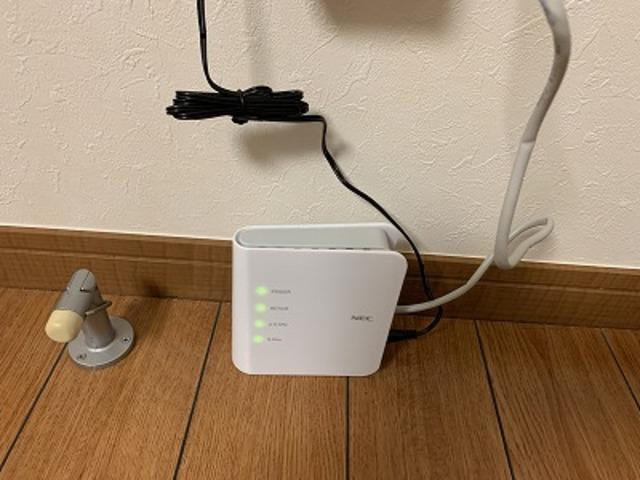 Wi-Fi 即日から使用できます。無料 速度制限なし 使い放