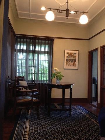 2階 洋室 書斎 読書スペースにもおすすめです