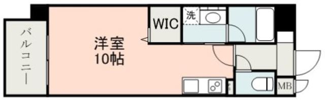 代表間取りですので、実際のお部屋と異なる可能性がございます。