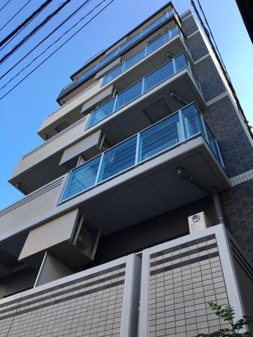 築浅の鉄筋コンクリート造マンション