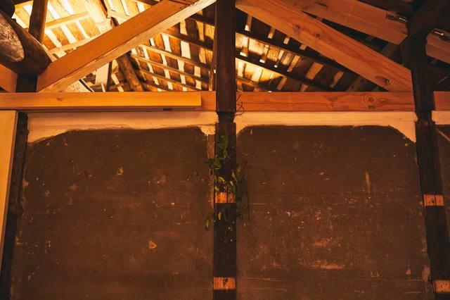 古い建物ですが耐震補強工事済で安心です。