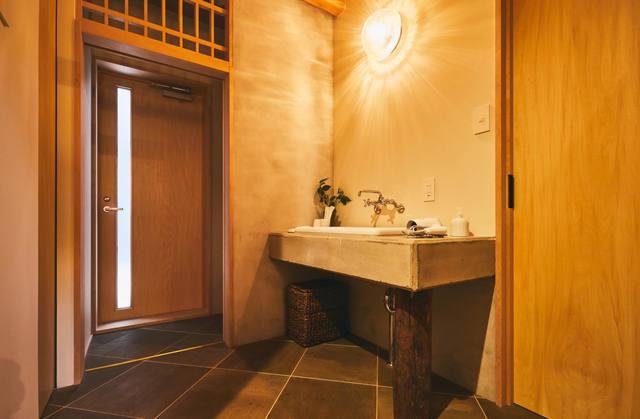トイレ、浴室、洗面、キッチン、洗濯乾燥機完備です。