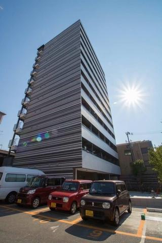 12階建て新築マンション